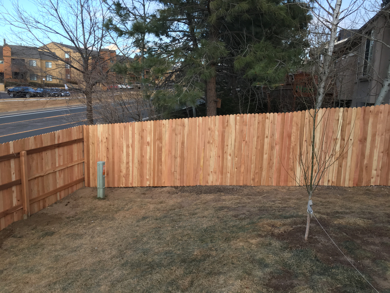fence building fence repair innorev home solutions colorado