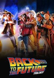 back to the future trilogy marty mcfly doc brown biff tannen george michael j fox christopher lloyd the smokey shelter movie review podcast