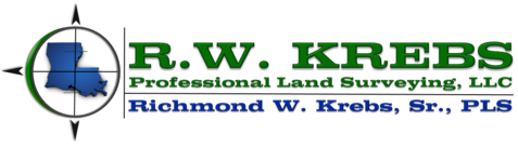 R.W. Krebs Professional Land Surveying in Baton Rouge