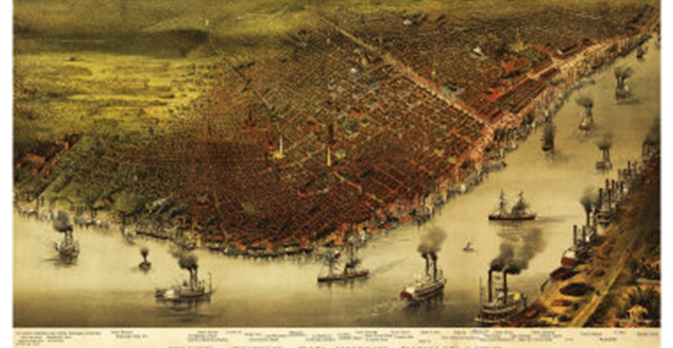 Image result for new orleans history