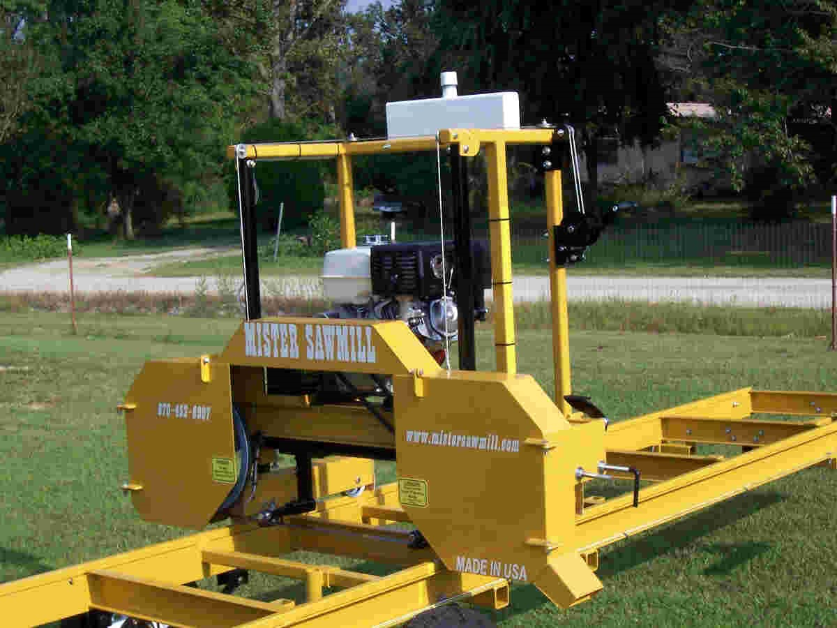 Bandsaw Mill For Sale >> Home