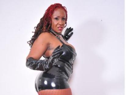 black fetish Mistress