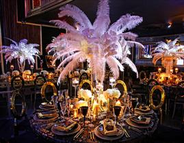 Great Gatsby Quinceanera Theme Photography Photo Shoot Video Dress Miami Great Gatsby party Parties
