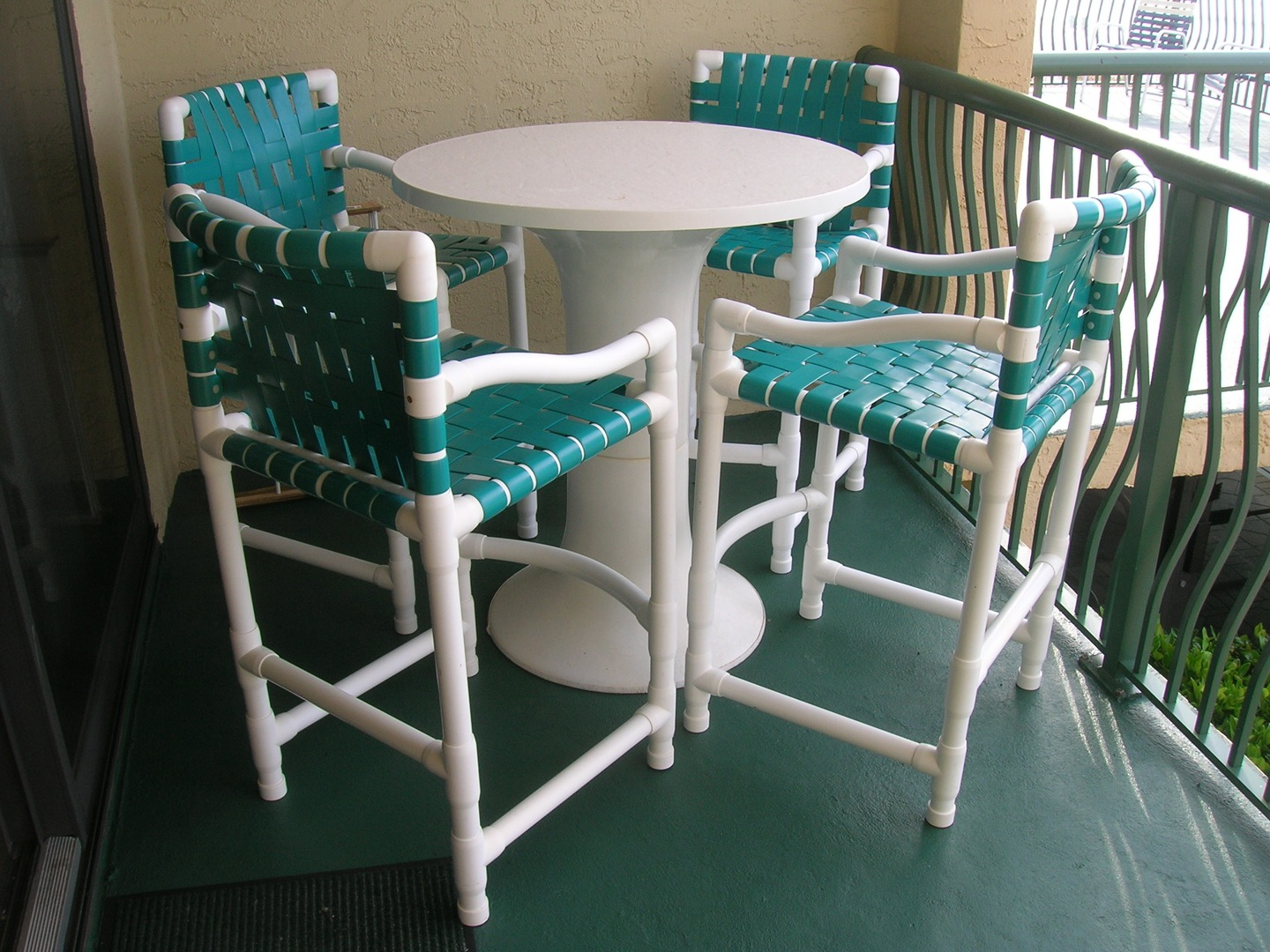 The Patio Specialists Outdoor Furniture Outdoor Accessories - Pvc outdoor furniture