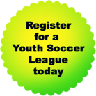 Register for a Youth Soccer League