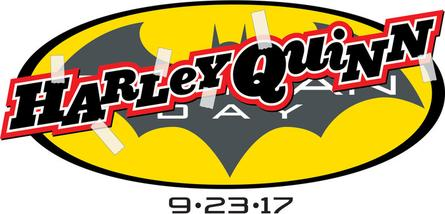 Batman Day (Harley Quinn Day?), September 23rd 2017
