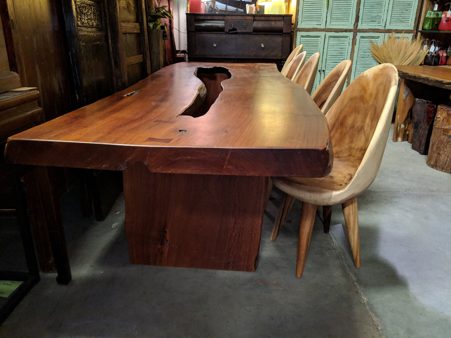 Functional Art, Sustainable Wood Furniture - Decor Direct