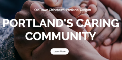 Portland's Caring Community Website