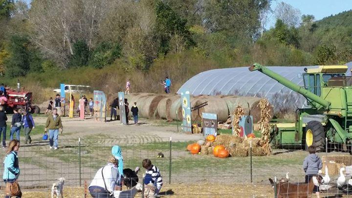 A & h farm/pumpkin patch   manhattan, ks 66502.