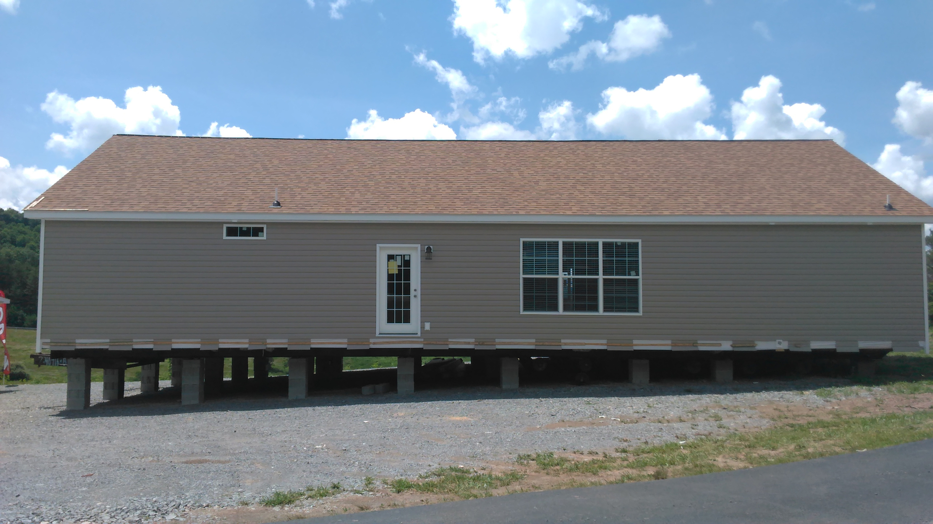 2017 32 X 66 R Anell Modular 3 Bedroom 2 Bathroom 9ft Smooth Ceiling 7 12 Pitch Roof Stainless Steel Appliances 140000