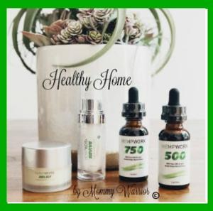 Hemp, Healthy Home, Hemp products, CBD oil, Hempworx, Hempworx IBO