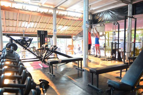 BB Gym, Lonely Beach, Koh Chang