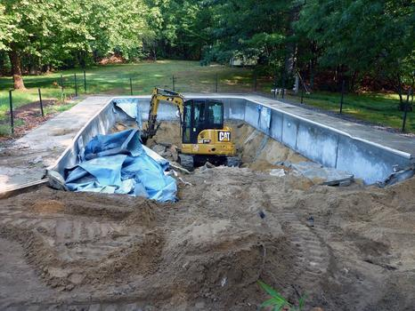 Local Pool Demolition services in Omaha NE | Omaha Junk Disposal