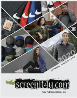 SCREENIT4U APPAREL BAGS & CAPS