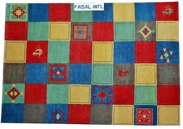 Gabbeh rug- Faisal International