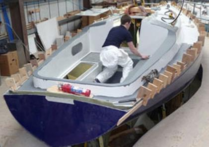 MOBILE BOAT REPAIR ENTERPRISE