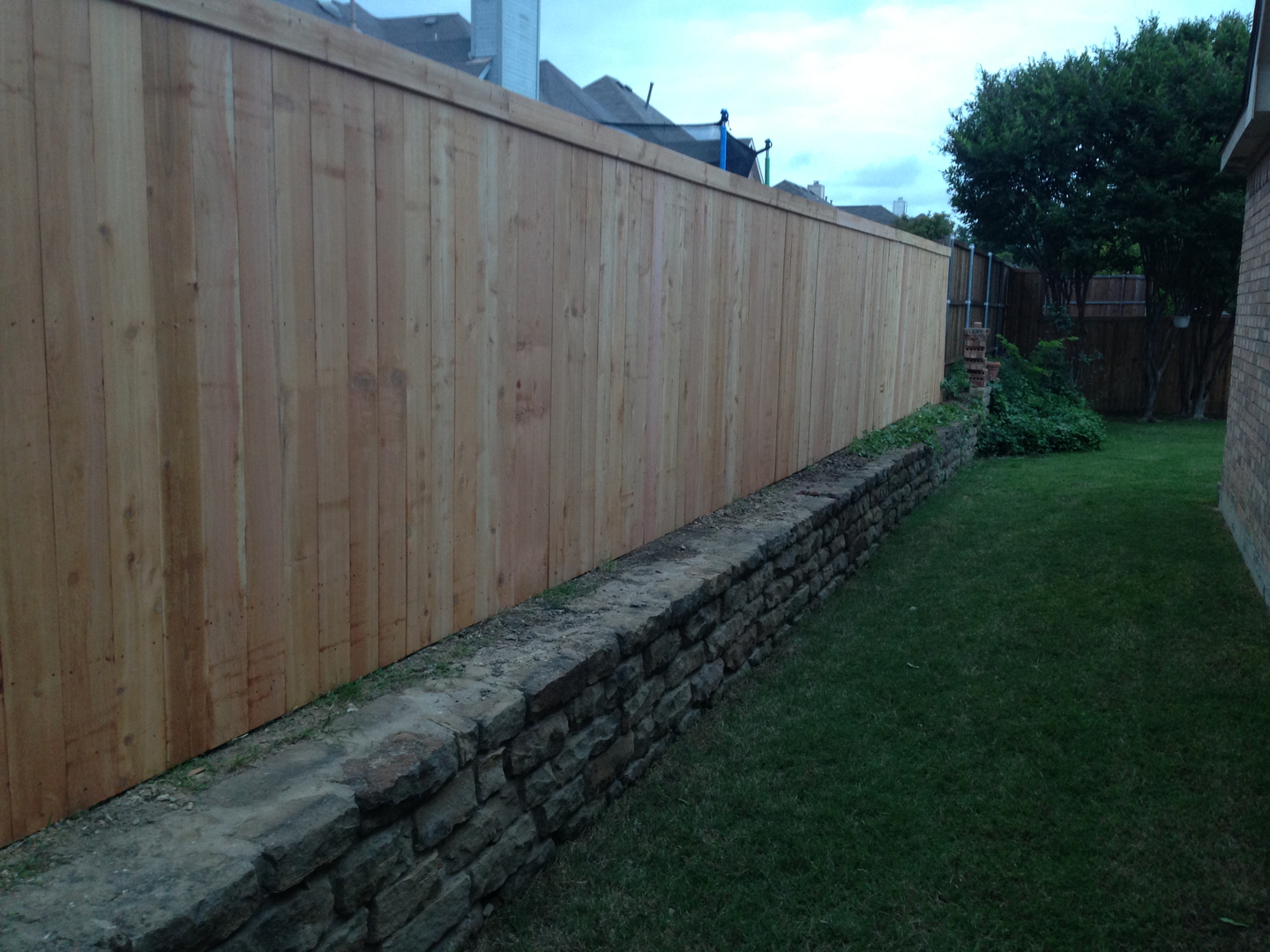 alliance fence company cedar fence fence repair fence replacement