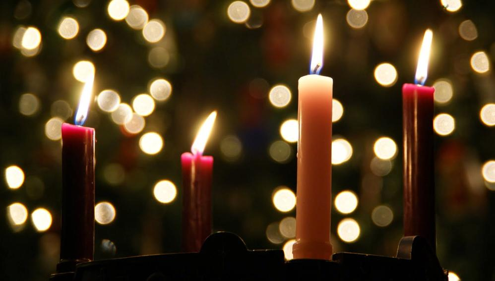 Enjoy desserts and drinks during a candlelit evening reflecting on the Scripture and music of the season, and prepare your heart for a season celebrating Christ's birth at Hope Lutheran Church, Sunbury, Ohio