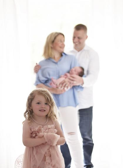 kingston newborn photographer
