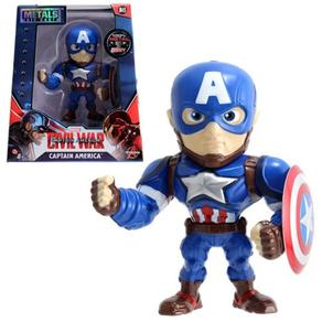 figurines jada toys captain america