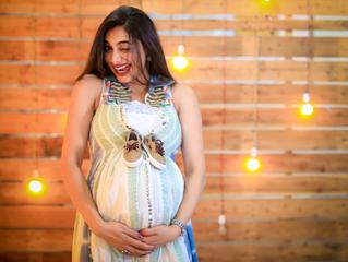 Pregnancy Photoshoot Gurgaon Noida by dreamworkphotography