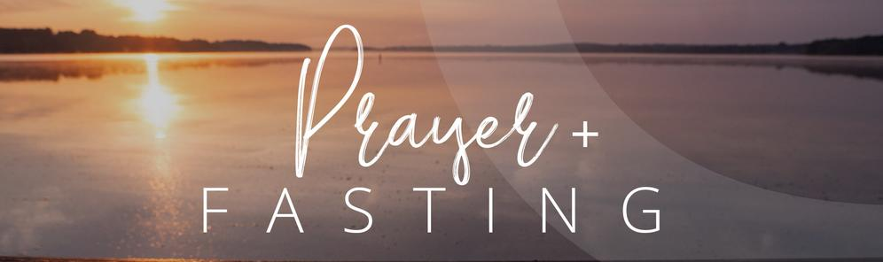 prayer and fasting image