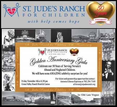 St. Judes Ranch 50th Golden Anniversary Gala
