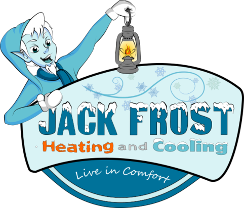 Jack Frost Heating and Cooling logo
