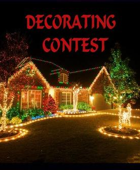 HOME DECORATING CONTEST