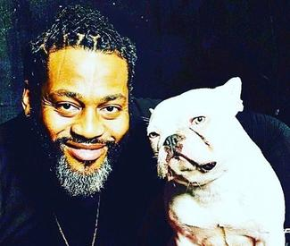 Toriano and Johann the French Bulldog