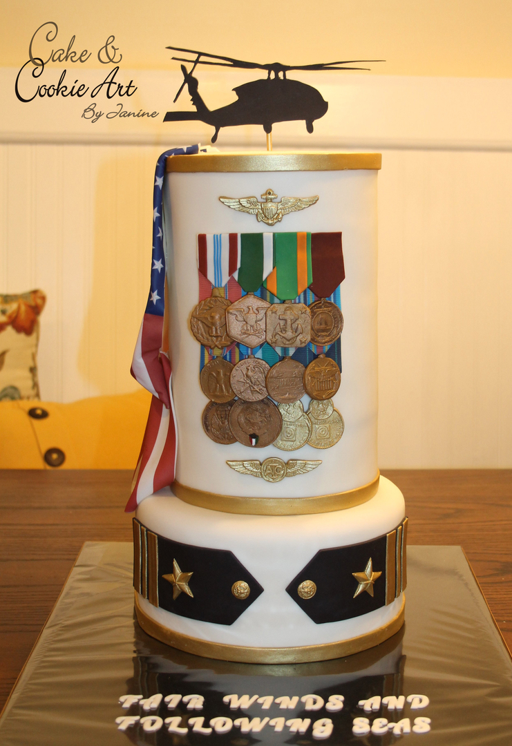 Cake & Cookie Art by Janine - Custom Cakes and Cookies, Wedding Cakes