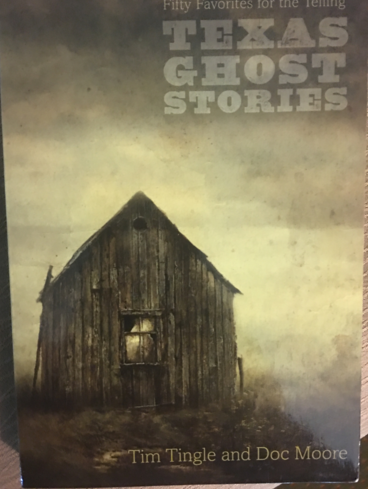 Doc Moore and Tim's Ghost Story Books