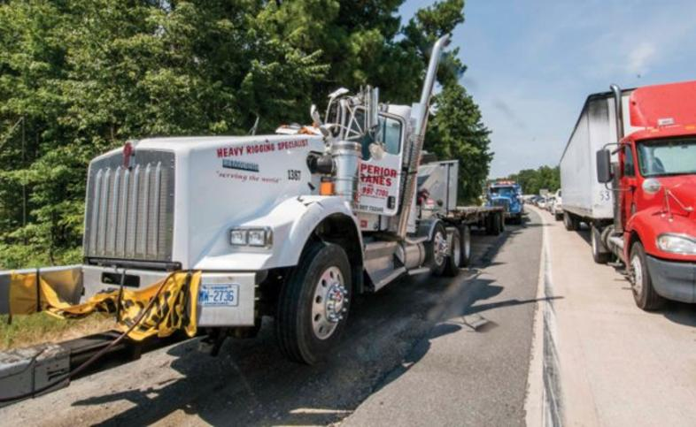Tractor Trailer Towing Services in Omaha NE | 724 Towing Services Omaha