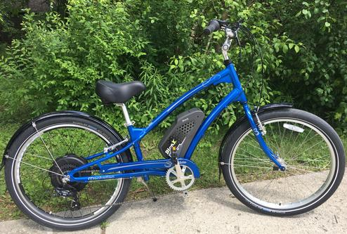 KHS Smoothie Electric Bicycle