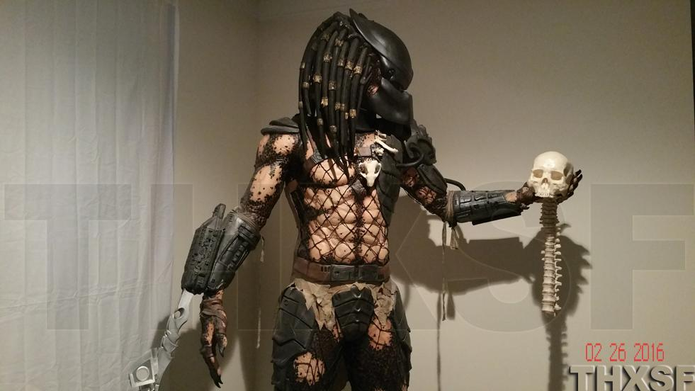 Life Size Predator MageeFX Patrick Magee