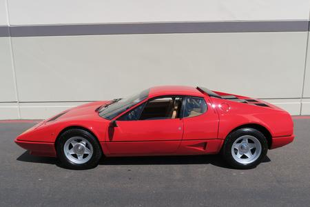 1983 Ferrari 512 BBi for sale at Motor Car Company in San Diego California