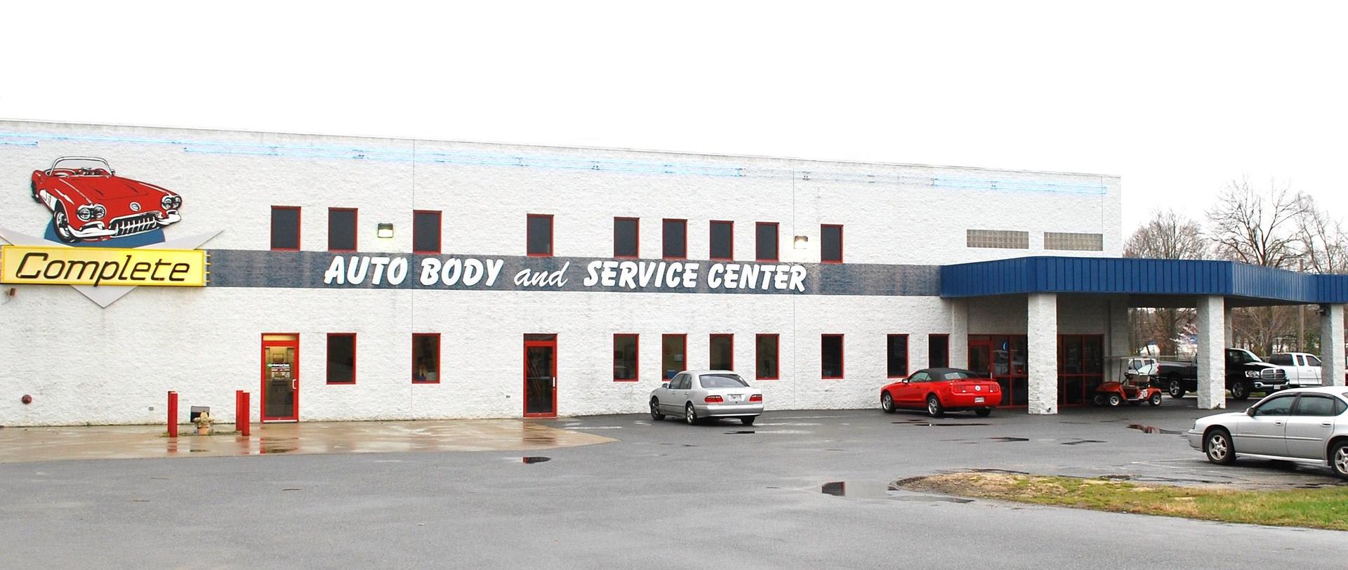 Complete Auto Body and Service Center