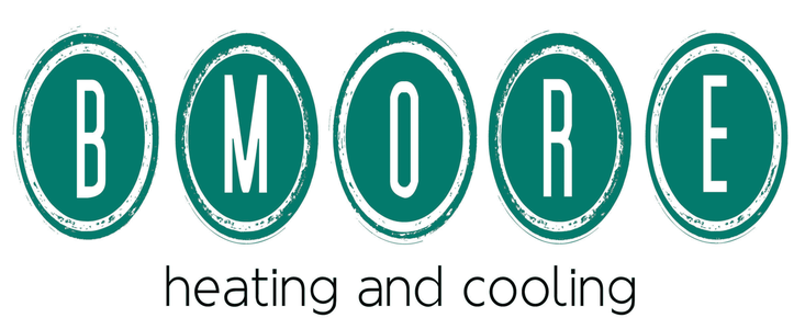 Bmore Heating and Cooling Logo