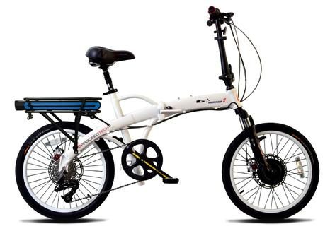 Electric Bike Prodecotech Mariner 8