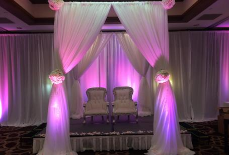 Wedding event decor packages houston junglespirit Image collections