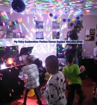 Atlanta DJ kids Dance Party