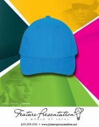 Headwear Catalog 1 - Imprinted or Embroidered Caps and Hats