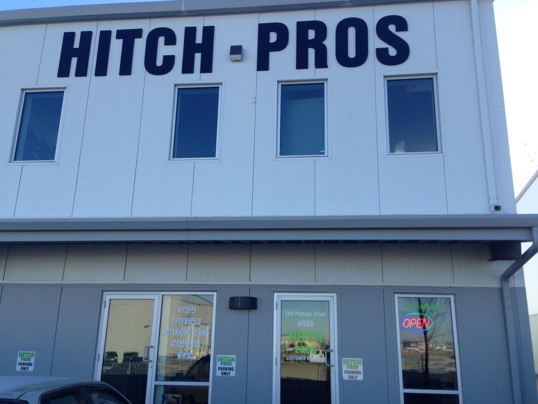 HITCH PROS - Hitch, Auto Shop, Auto Service