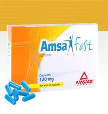 amsa fast orlistat side effects