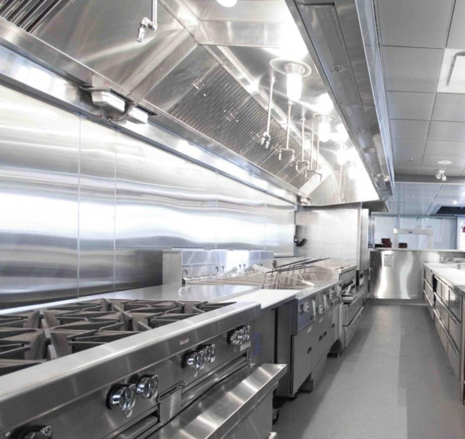 GREASEBUSTERS- KITCHEN EXHAUST HOOD CLEANING