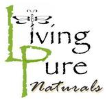 organic skin care products at Living Pure