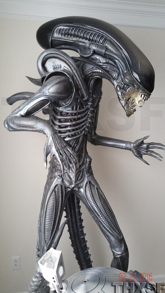 Alien Covenant MageeFX