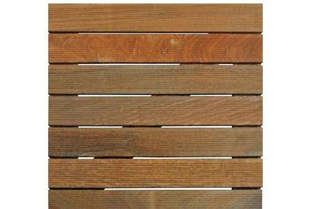 Wise Tile - Hardwood Deck Tiles