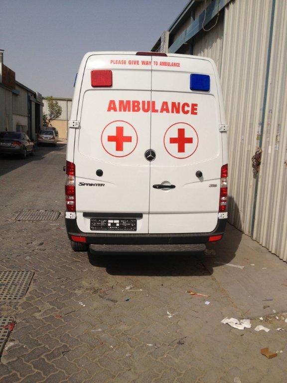 Ambulance Manufacturer Company Dubai Uae - Ambulance Manufacturers