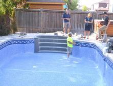Sun island pools do it yourself pool kits solutioingenieria Gallery